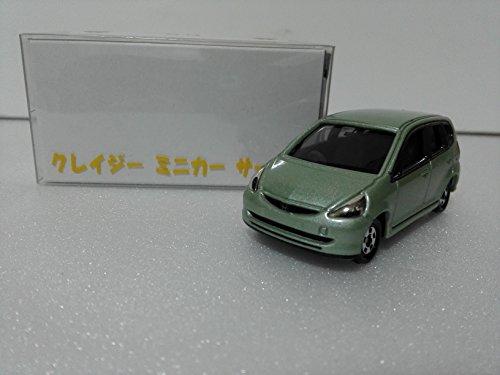 箱なし 絶版トミカ ホンダ フィット GN クレイジーミニカーサークル ケースと白箱付き アマゾン倉庫発送