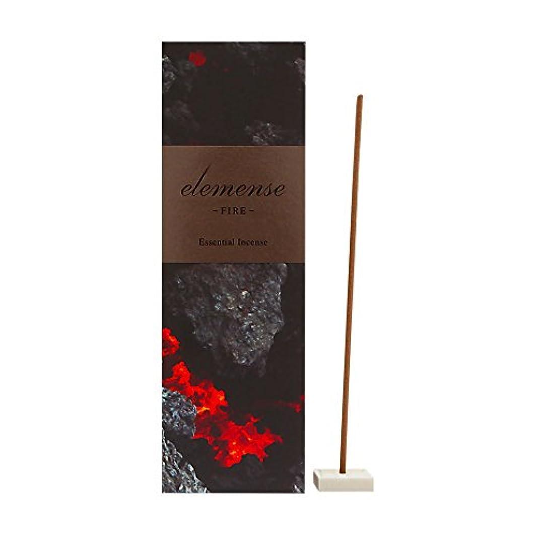 構造的アラビア語化学Nippon Kodo – elemense – Fire 40 Sticks