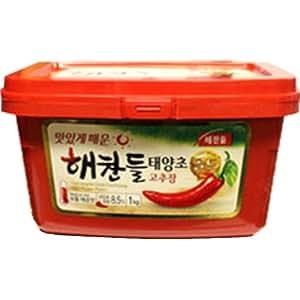 CJジャパン ヘチャンドル ゴールドコチュジャン 1kg