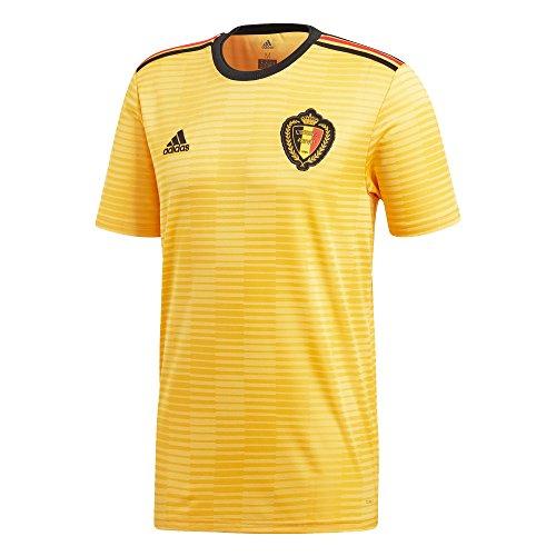 サッカー ワールドカップ 2018 ベルギー代表 ホーム ユニフォーム メンズ 半袖 M