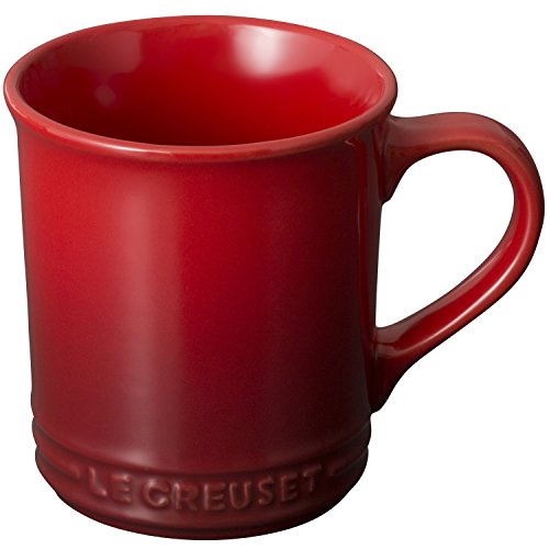 ルクルーゼ  マグカップ 400ml チェリーレッド 【日本正規販売品】 910072-78-06