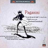 In Cuor P Non Mi Sento & by NICOL? PAGANINI (1995-09-19)