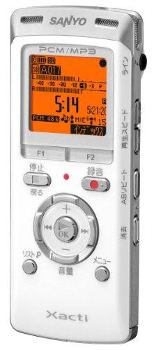SANYO  ICレコーダー ICR-PS401RM(W)
