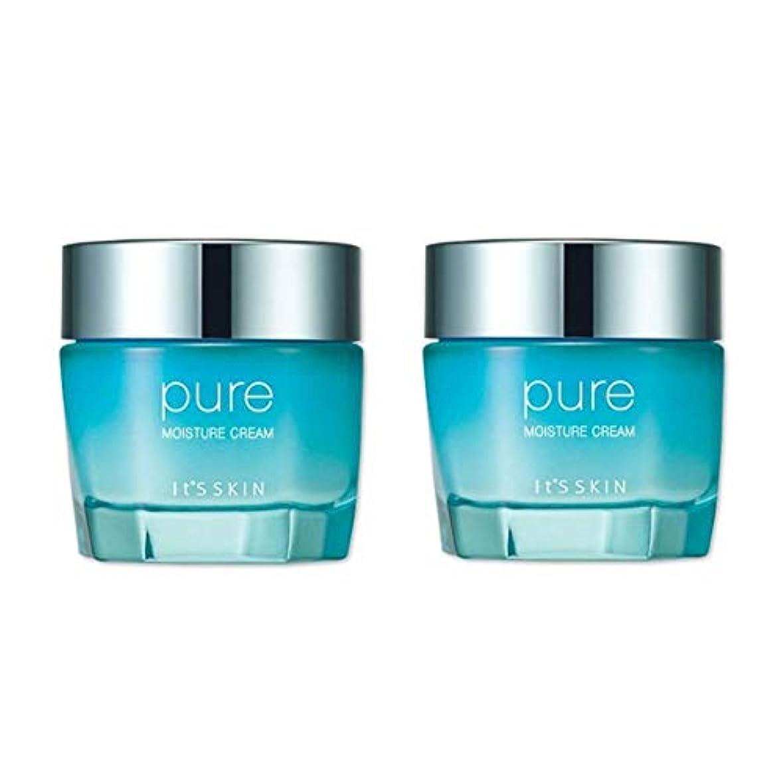 イッツスキンの純粋な水分クリーム100mlx 2本セット、It's Skin Pure Moisture Cream 100mlx 2ea Set [並行輸入品]