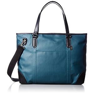[エバウィン] トートバッグ 日本製 撥水加工 21587 BL ブルー
