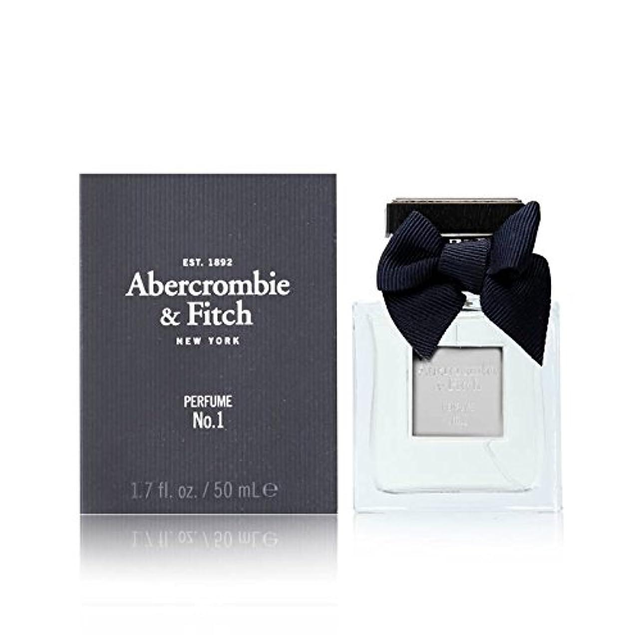 雑多な時系列合わせてAbercrombie Perfume No.1 (アバクロンベ フィッチ No.1) 1.7 oz (50ml) Perfume Spray for Women