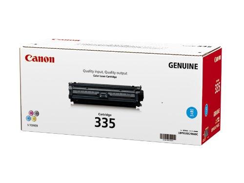 CANON トナーカートリッジ335C シアン(16,500枚)8672B001 CN-EP335CYJ