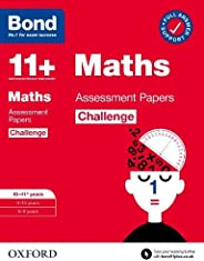 Bond 11+: Bond 11+ Maths Challenge Assessment Papers 10-11 years