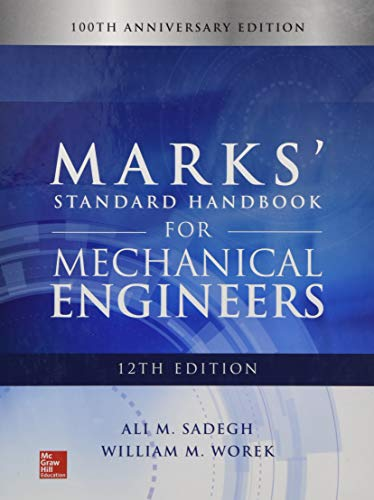 Download Marks' Standard Handbook for Mechanical Engineers, 12th Edition 1259588505