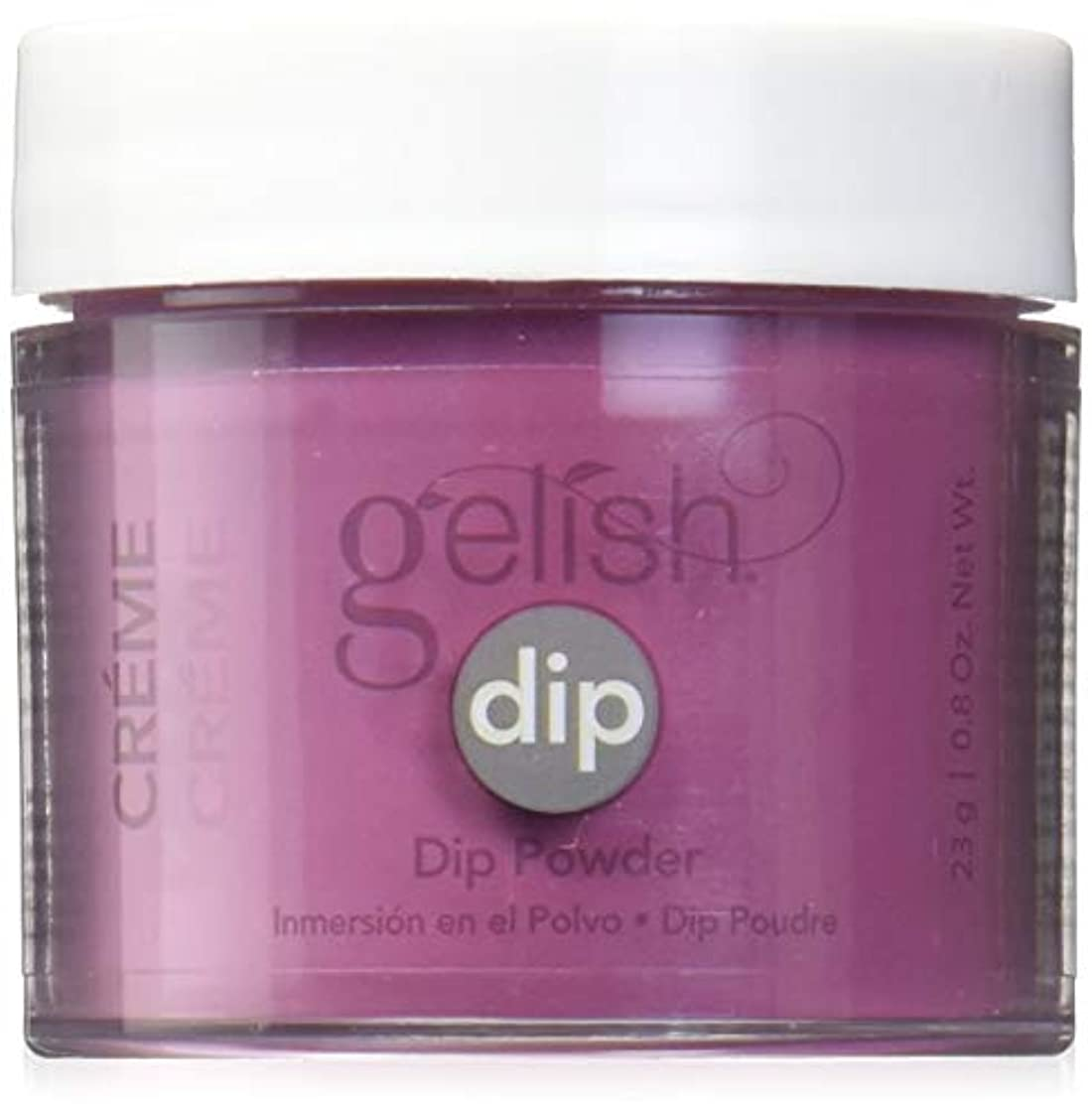 消す警告理想的Harmony Gelish - Acrylic Dip Powder - A Touch of Sass - 23g / 0.8oz