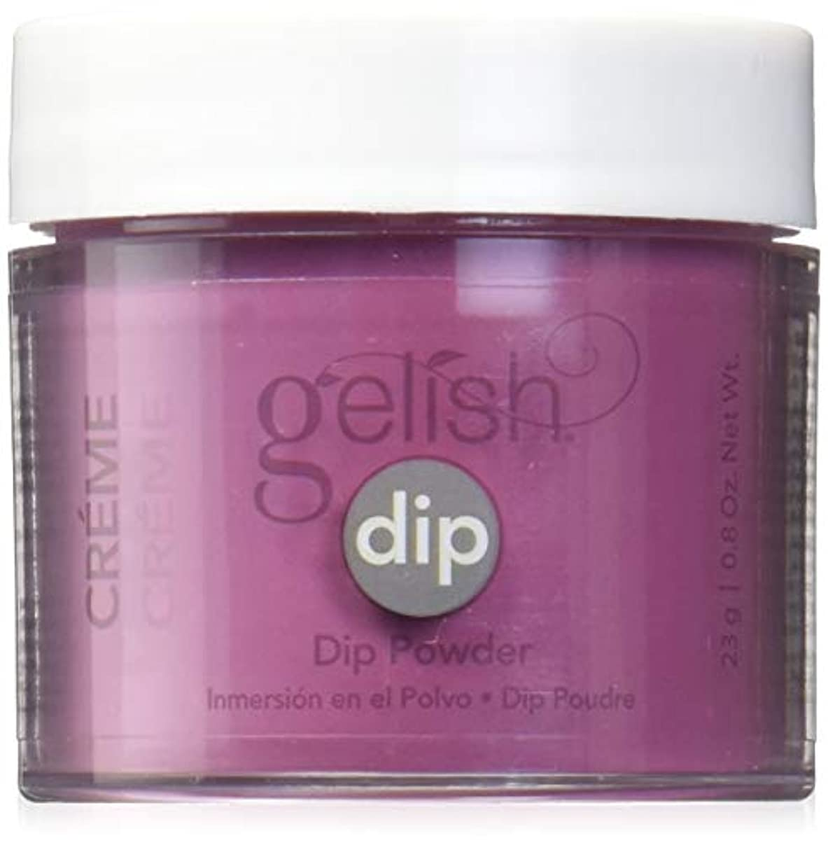 グレーお願いしますアダルトHarmony Gelish - Acrylic Dip Powder - A Touch of Sass - 23g / 0.8oz