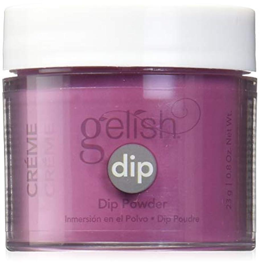 入力神の強化Harmony Gelish - Acrylic Dip Powder - A Touch of Sass - 23g / 0.8oz