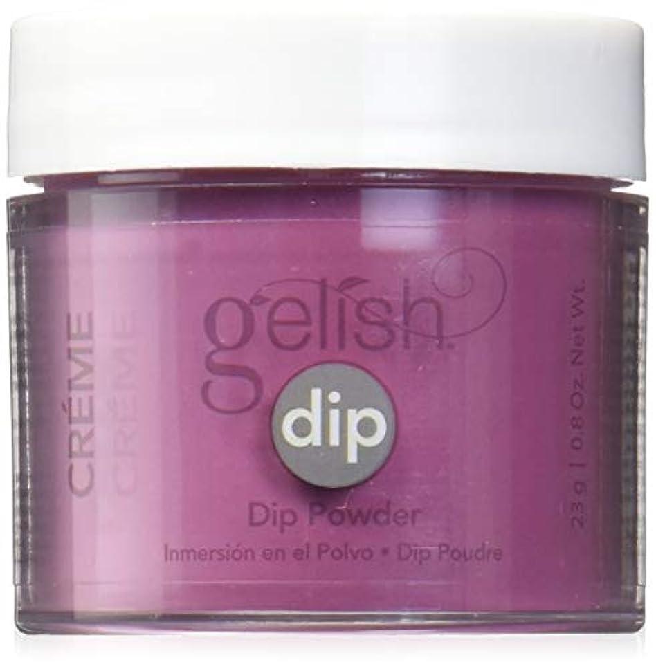 子孫誘発する汚染Harmony Gelish - Acrylic Dip Powder - A Touch of Sass - 23g / 0.8oz