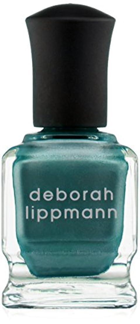 雇った遺跡ロータリー[Deborah Lippmann] デボラリップマン アイルテイクマンハッタン I'LL TAKE MANHATTAN 15mL とても乾きが速く筋になりにくいクロームシリーズ。 大胆で鮮やかな色が勇気と自信を漂わせる 魅力的なテールグリーン