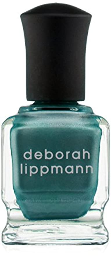 与えるふさわしい時間[Deborah Lippmann] デボラリップマン アイルテイクマンハッタン I'LL TAKE MANHATTAN 15mL とても乾きが速く筋になりにくいクロームシリーズ。 大胆で鮮やかな色が勇気と自信を漂わせる...