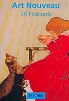 Art Nouveau Postcard Book (PostcardBooks S.)