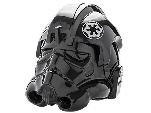 Star Wars TIE Fighter Pilot 1:1 Scale Wearable Helmet (製造元:Anovos Productions, LLC) [並行輸入品]