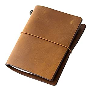 トラベラーズノート Traveler's notebook パスポートサイズ キャメル 15194006