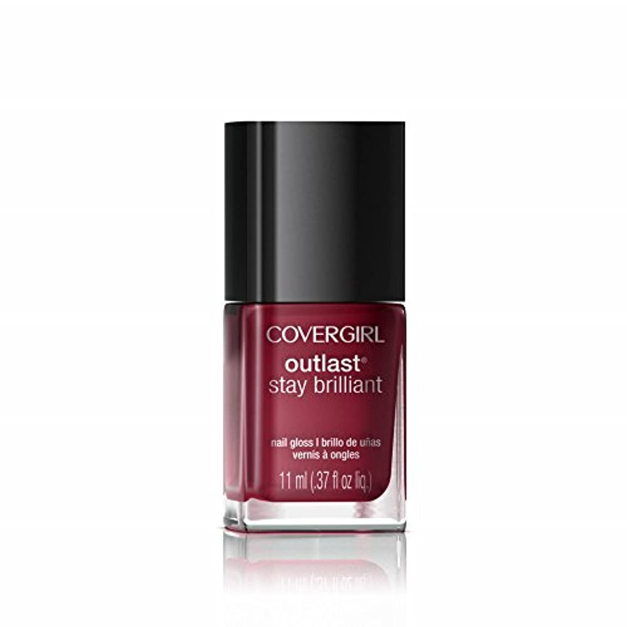 COVERGIRL OUTLAST STAY BRILLIANT NAIL GLOSS #185 FOREVER FESTIVE