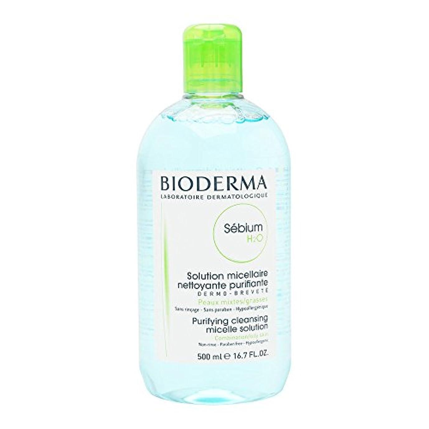 頑張る寝室入り口ビオデルマ セビウム H2O (エイチ ツーオー) D 500mL(BIODERMA)