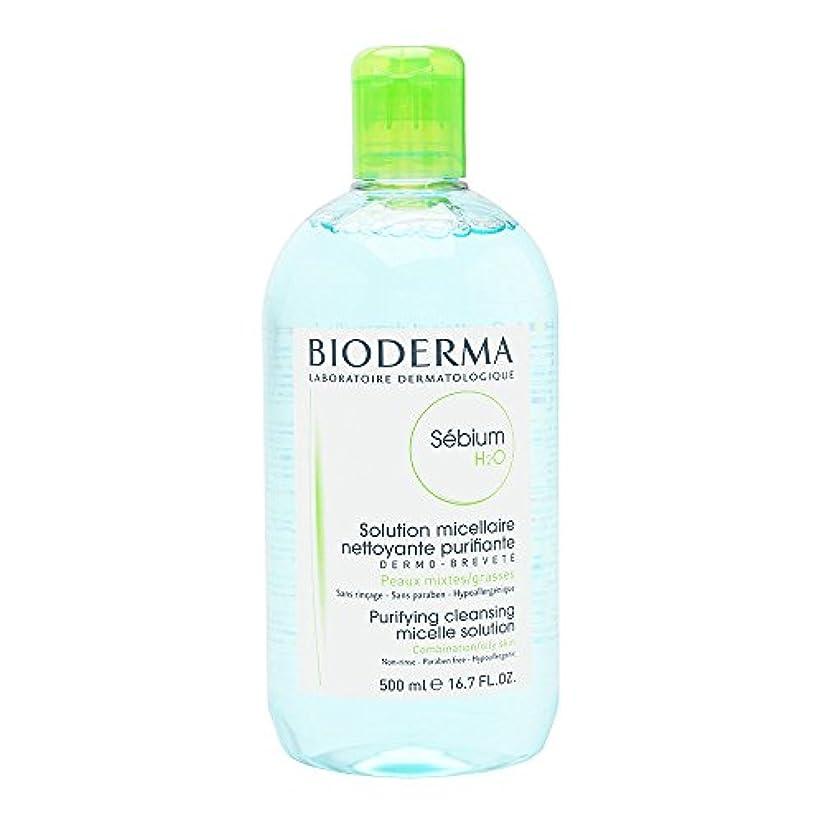 抑止する花束わずらわしいビオデルマ セビウム H2O (エイチ ツーオー) D 500mL(BIODERMA)