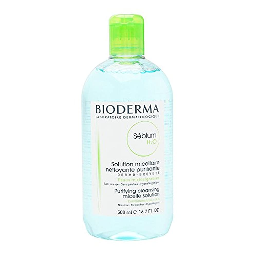 入浴代数的宣言ビオデルマ セビウム H2O D 500ml [並行輸入品]