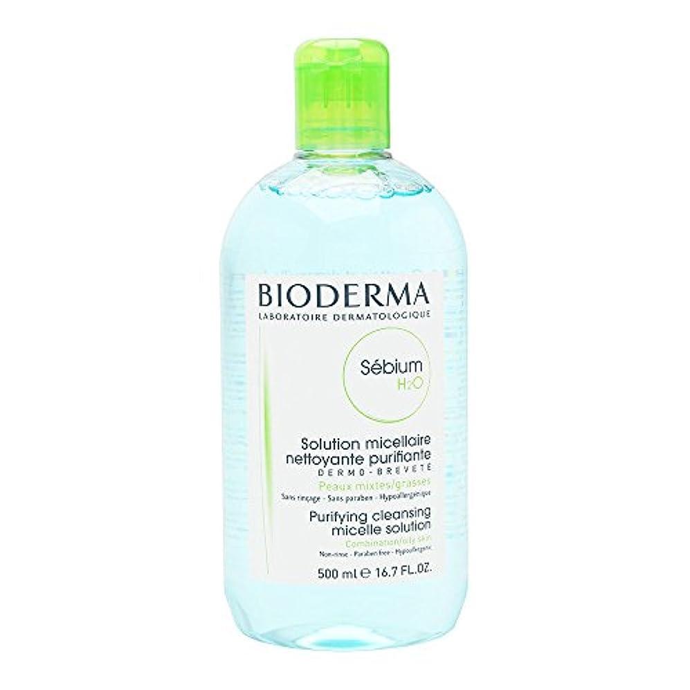 有罪ベックス出くわすビオデルマ セビウム H2O (エイチ ツーオー) D 500mL(BIODERMA)