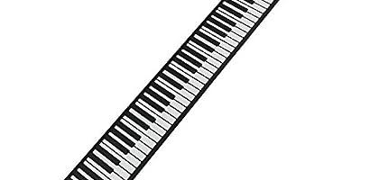 コンパクトで置き場所に困らない!和音も出せる、ロールピアノのおすすめを教えて -家電・ITランキング-