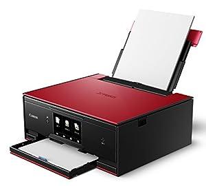 Canon インクジェットプリンター複合機 TS9030 RD レッド
