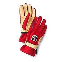 16-17 へストラ HESTRA グローブ WINDSTOPPER ACTIVE 手袋 37210 (Red, 6サイズ)