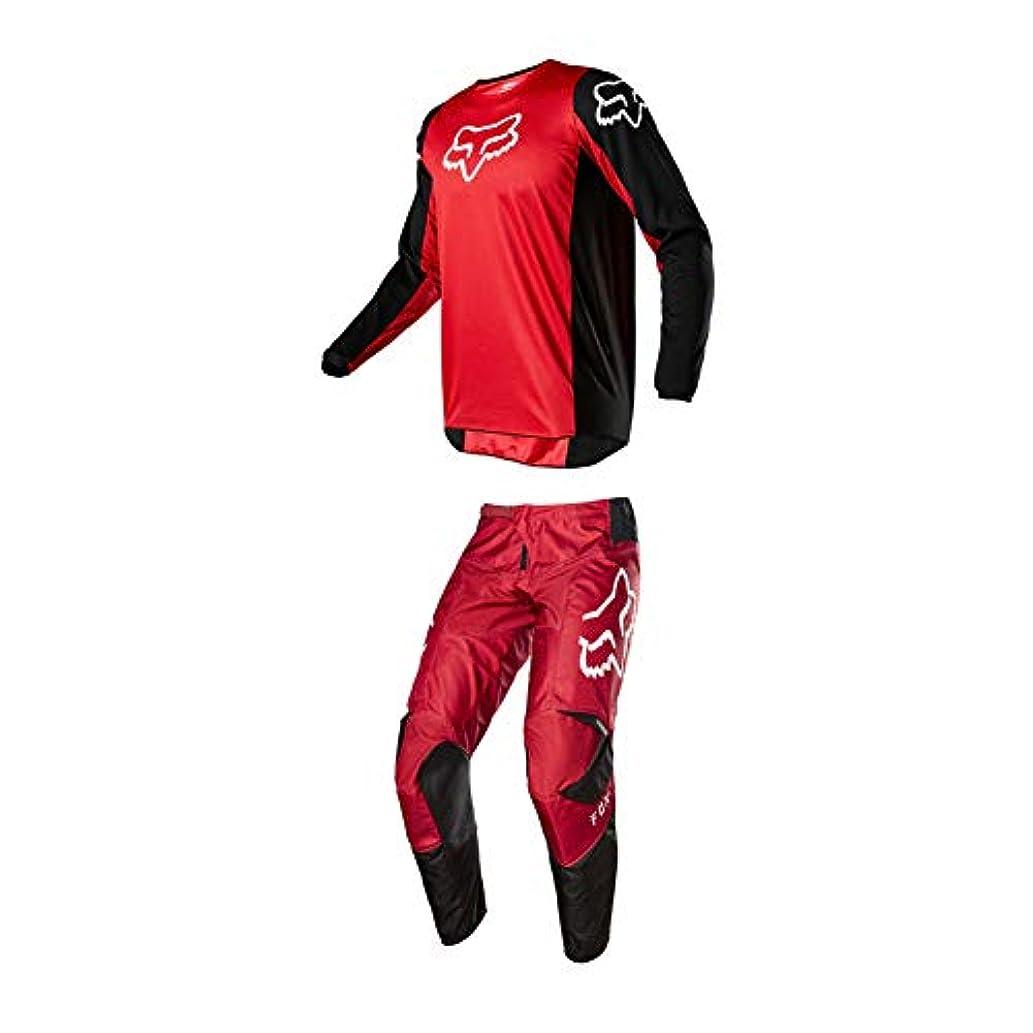 使用法パスタ新着Fox Racing ユース 180 プリ ジャージとパンツセット XLARGE/24 23952-122-XL-24