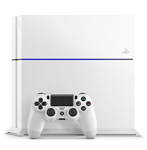 RoomClip商品情報 - PlayStation 4 グレイシャー・ホワイト (CUH-1200AB02)【メーカー生産終了】