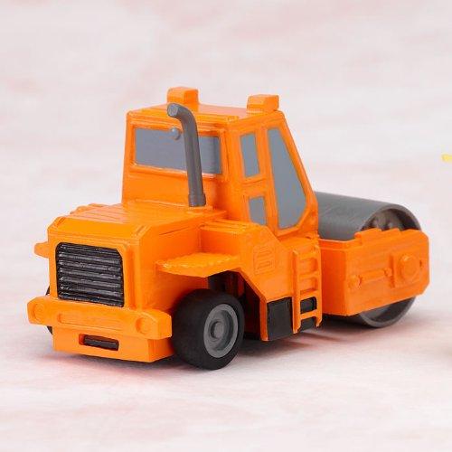 Nendoroid Petite nendoroid plus: vocaloid pull-back cars ren & road roller (orange)...