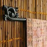 【アジア工房】木彫りイカットハンガー[Cタイプ][5021] [並行輸入品]