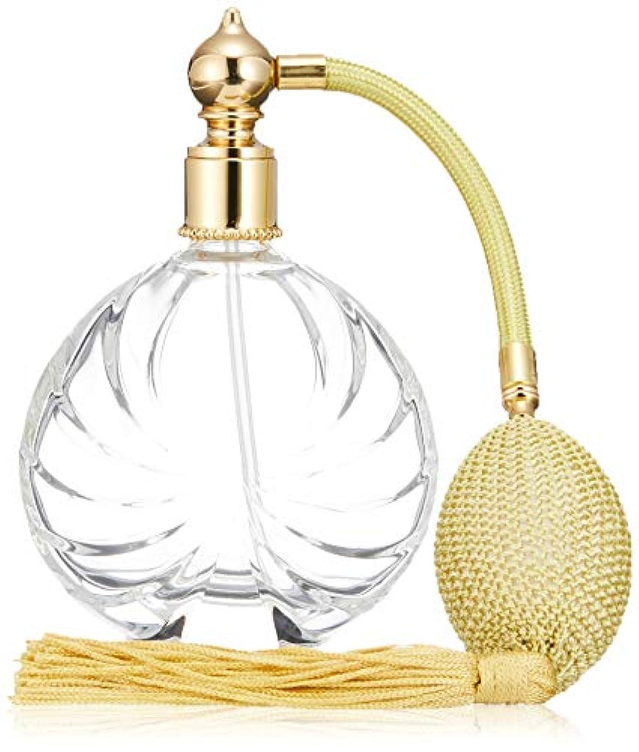 計り知れない謎めいた必要ヒロセアトマイザー フランス製香水瓶50ML Upper East Side 399872CG (50MLタクジョウ) CLGD