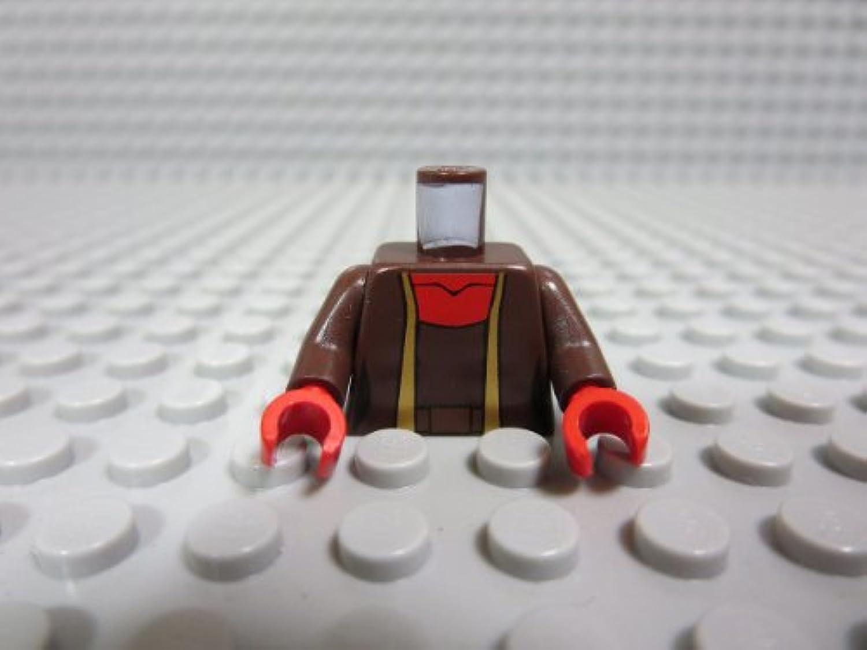 レゴ ミニフィグ 【トルソー】 859_Dark Brown