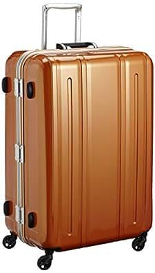 [エバウィン] 軽量スーツケース Be Light 静音キャスター 容量94L 縦サイズ74cm 重量4.5kg 31227 OR オレンジ オレンジ