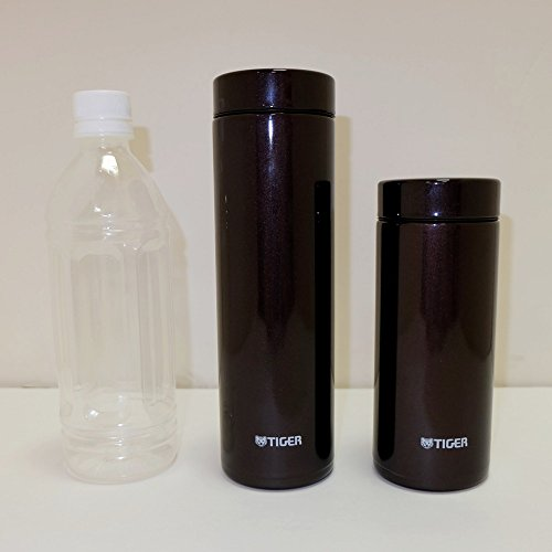 Tiger Water Bottle 500ml Straight Drinking Stainless Mini