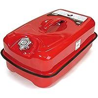 エマーソン 消防法適合ガソリン携行缶R 20L EM-128 積み重ね保管OK 鋼板厚0.8mm EMERSON EM128