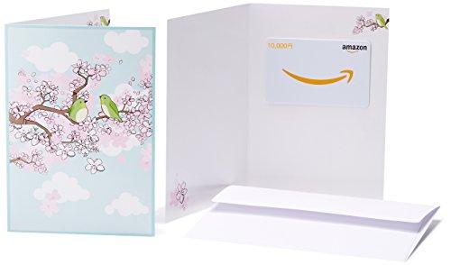 Amazonギフト券(グリーティングカードタイプ ) - 10,000円 (春) -
