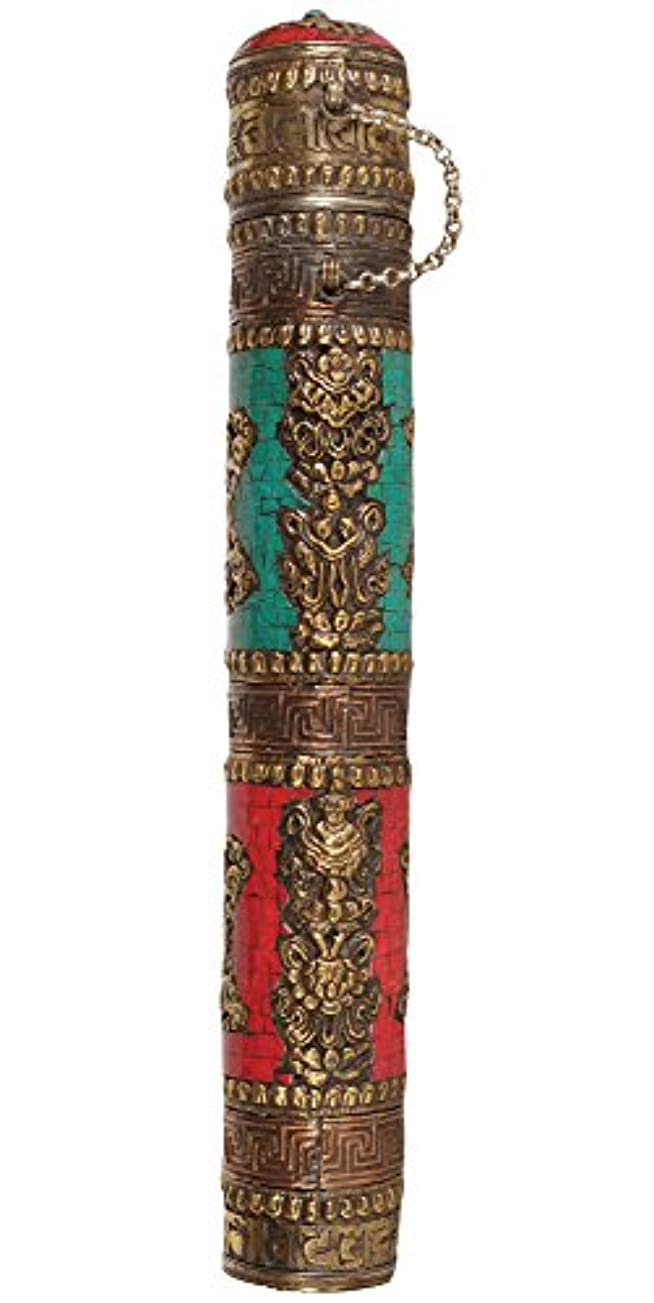 冷笑する絶滅したに話すエキゾチックインディアzca63 Big Incense Sticksホルダー