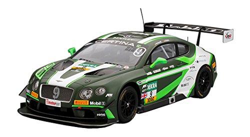 TSM MODEL 1/18 ベントレー コンチネンタル GT3 #9 ADAC GT マスターズ レッドブル リンク 2016 ベントレー チーム ABT