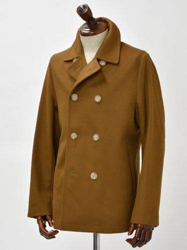 Pコート BROOM  wool nylon CAMEL(ウールナイロン キャメル) マッキントッシュ