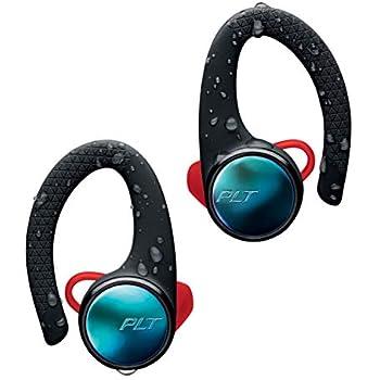 日本プラントロニクス Bluetooth ステレオイヤホン BackBeat FIT 3100 ブラック