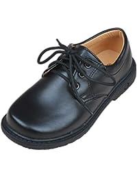 ff595bb27e9b4  ミコプエラ  子供 靴 フォーマル シューズ ツヤなし オックスフォード 男の子 ジュニア キッズ ...