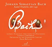 Bach: Easter Oratorio by Orchestra Of The 18th Century