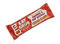 Eat Grub bar オレンジ&レッドベリー 36g
