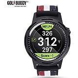 GolfBuddy ゴルフバディー aim W10 ゴルフウォッチ ゴルフナビ GPS ゴルフ距離測定器 男女兼用 [並行輸入品]