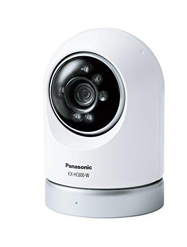 ネットワークカメラ スマ@ホーム 屋内スイングカメラ(ペットカメラ) パナソニック(Panasonic) パナソニック KX-HC600-W