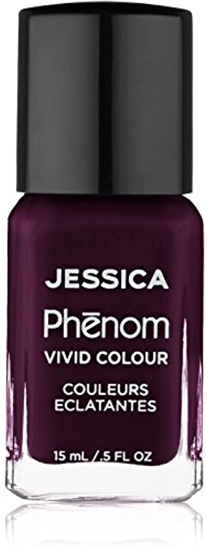だます情緒的湿原Jessica Phenom Nail Lacquer - Exquisite - 15ml / 0.5oz